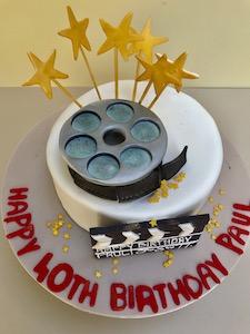 Personalized Birthday Cake In Dublin